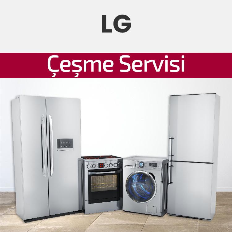 Çeşme LG Servisi